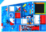 TUV одобрил сделанный Customzied Playroom малышей