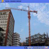 Кран башни машинного оборудования конструкции для типов сбывания цены крана башни