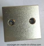 Base de braçadeira de conexão fazendo à máquina da placa de conexão da placa da ligação da auto peça da placa do conetor da peça