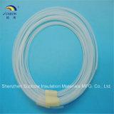Удостоверение личности трубопровода 12mm Od 10mm черноты PTFE Sunbow белое для электрических проводов