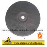 Disco di molatura abrasivo per metallo