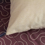 Цветок страны засаживает подушку валика украшения комнаты модели способа софы