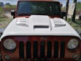 07-17 Wrangler Jk weiße Motor-Deckel-Stahlhaube für Jeep