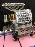 Máquinas de bordar de lantejoulas computadorizadas de cabeça única