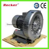 Canal do lado competitivo 1.6KW Fabricante do ventilador do soprador de alta pressão