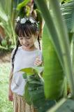 [فوب] حبك لباس [لينن] [ت-شيرت] بنات ملابس لأنّ فصل صيف