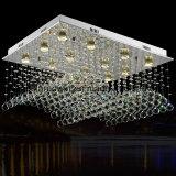 食堂のための水晶LEDの吊り下げ式の照明