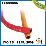 Boyau en caoutchouc flexible approuvé d'air comprimé de pouce de 1/2 avec le GV