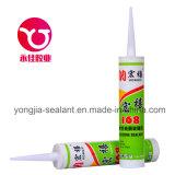 Puate d'étanchéité acétique de silicones d'aperçu gratuit pour la grande glace de plaque (HX-168)