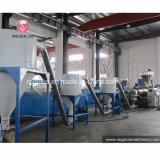 Transparente Kurbelgehäuse-Belüftung Pelletisierung-Zeile Plastikpelletisierung-Zeile