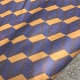 Impresión tejida de la tela bajo el collar sentido para los juegos de los hombres que interlinean