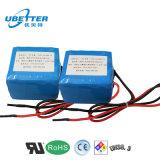 7,4 V 4000mAh Batería de litio pack de batería de luz solar