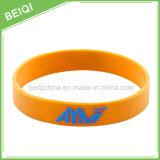Großverkauf kundenspezifische Förderung-Gummisilikon-Armband/SilikonWristbands