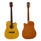 Китай Aiersi 41-дюймовый цветной стиль Dreadnaught Cutway Акустическая гитара