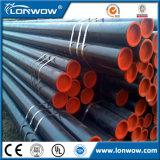 Труба Q195/235/345 ERW черная стальная для передачи воды