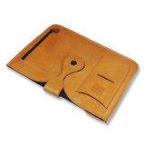 Планшетный ПК из натуральной кожи крышка картера сцепления конверта для бизнеса файлов в папке