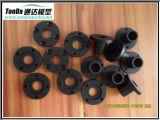 Часть CNC алюминиевой точности оборудования части машинного оборудования фабрики металла автоматической подвергая механической обработке