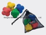 Fancy ejercicio hexagonales de bola de reacción de formación