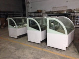 表示アイスクリーム(TK16-01)のための (CE)ガラスドアのフリーザー