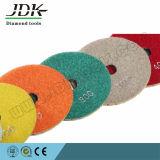O JDK Wet Diamond Almofada de polir flexível