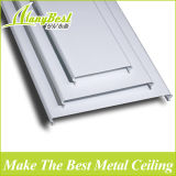 2018 Aluminium Cartes de types de faux plafond