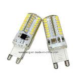 Ampoule d'intérieur 3W 4W 5W AC220V de l'éclairage DEL G9 d'approvisionnement d'usine