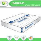 Protetor superior 17050311 Hypoallergenic impermeáveis do colchão do quarto Home da base