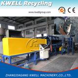 Déchiqueteuse en plastique / Broyeur à tuyaux PE / Déchiqueteuse à tuyaux en PVC