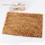 毛羽織りのシュニールのMicrofiberの浴室の床のマット