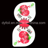 38-40 di alluminio di Mircon con la lacca della saldatura a caldo per le tazze di PS del gelato del yogurt