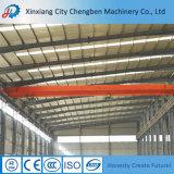 研修会の使用3トン5トン10トン20トンの電気単一のガードの天井クレーン