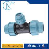 garnitures de compactage de la pipe pp de HDPE de 20-110mm pour l'agriculture