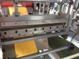 Máquina que corta con tintas de la escritura de la etiqueta de papel automática de la prensa hidráulica de cuatro columnas
