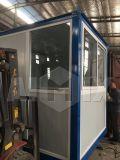 Hete het Mengen zich van het Asfalt van de Mengeling Mobiele Installatie Dhb60 60t/H