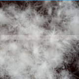 Fabrik, die unten 90/10 gewaschene weiße/graue Ente-Gans-Feder füllt