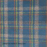 Проверите ткань ткани шерстей готовую/Stock