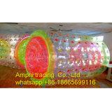 Ce 1.00mm PVC / TPU Rolo de água inflável comercial, rolo de gramado com água, rolo dentro da bola inflável