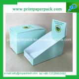 종이 포장 상자 엄밀한 상자를 인쇄하는 매력적인 전시 주문 마분지