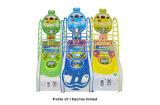 De muntstuk In werking gestelde Machine van het Spel van de Arcade van het Basketbal (zj-BG03)