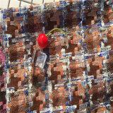 Wolle-Gewebe, Tweed-Gewebe für Kleidung, Kleid-Gewebe, Gewebe, Klage-Gewebe, Textilgewebe