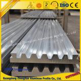 Os fornecedores de alumínio personalizaram o grande perfil de alumínio