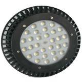 Alta luz de la bahía del UFO 100W LED