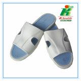 Pantoufle en PVC ESD (ZK-126), chaussure antistatique, pantoufle salle blanche