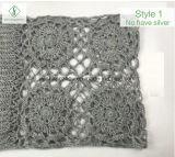 2017人工的なかぎ針編みのモヘアの方法によって編まれる無限スカーフの首のウォーマー