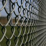 チェーン・リンクの塀または金網の塀か防御フェンス