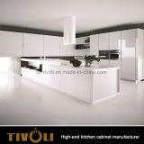 전 조립된 현대 부엌 찬장 온라인 도매 Tivo-0120h