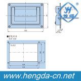 Maneta del tirón de los muebles de la alta calidad Yh9457, maneta de puerta de la aleación del cinc