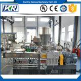 65/150 zweistufige zusammensetzende Strangpresßling-Zeile für Kurbelgehäuse-Belüftung XLPE, das mit Fabrik pelletisiert