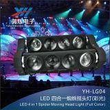 Armkreuz-Träger Corey Stadium LED-8 beleuchtet 8 * bewegliches Hauptlicht 10W