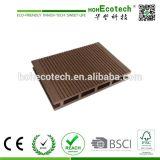 Anti -Varanda UV Flooring WPC piso exterior à prova de madeira deck composto de plástico de cobertura do piso do pátio